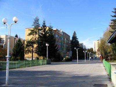 Lokacija poslovnih prostorov: Trg mladosti 6, Velenje